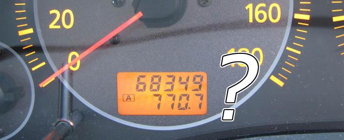Корректировка пробега автомобиля: Что не запрещено, не значит можно
