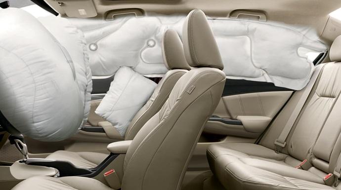 Большой отзыв Honda на территории РФ из-за подушек безопасности