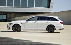 Всем любителя универсалов смотреть обязательно! Mercedes-AMG показал новый «сарай» [21 фото]