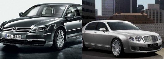 На каких дорогих моделях автомобилей стоят недорогие платформы и наоборот