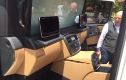 Премьера. Новое слово в роскоши- Mercedes-Maybach G650