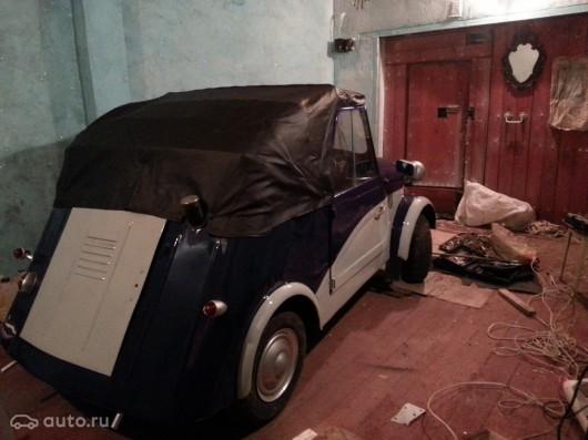 Самые необычные и редкие автомобили на Авто Ру