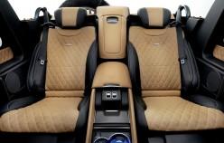 Mercedes-Maybach G650 Landaulet с V12 и задними сидениями от S-Class: Официальные фотографии