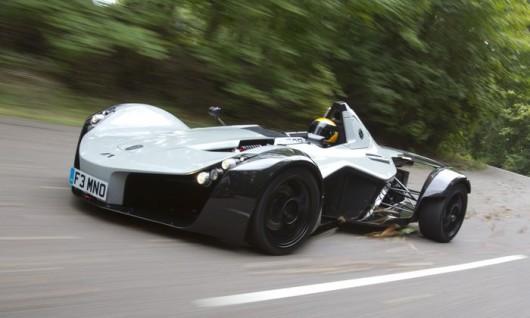ТОП-5 самых крутых одноместных гоночных машин