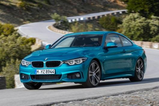 Названа официальная стоимость рестайлинговой BMW 4-Series в России