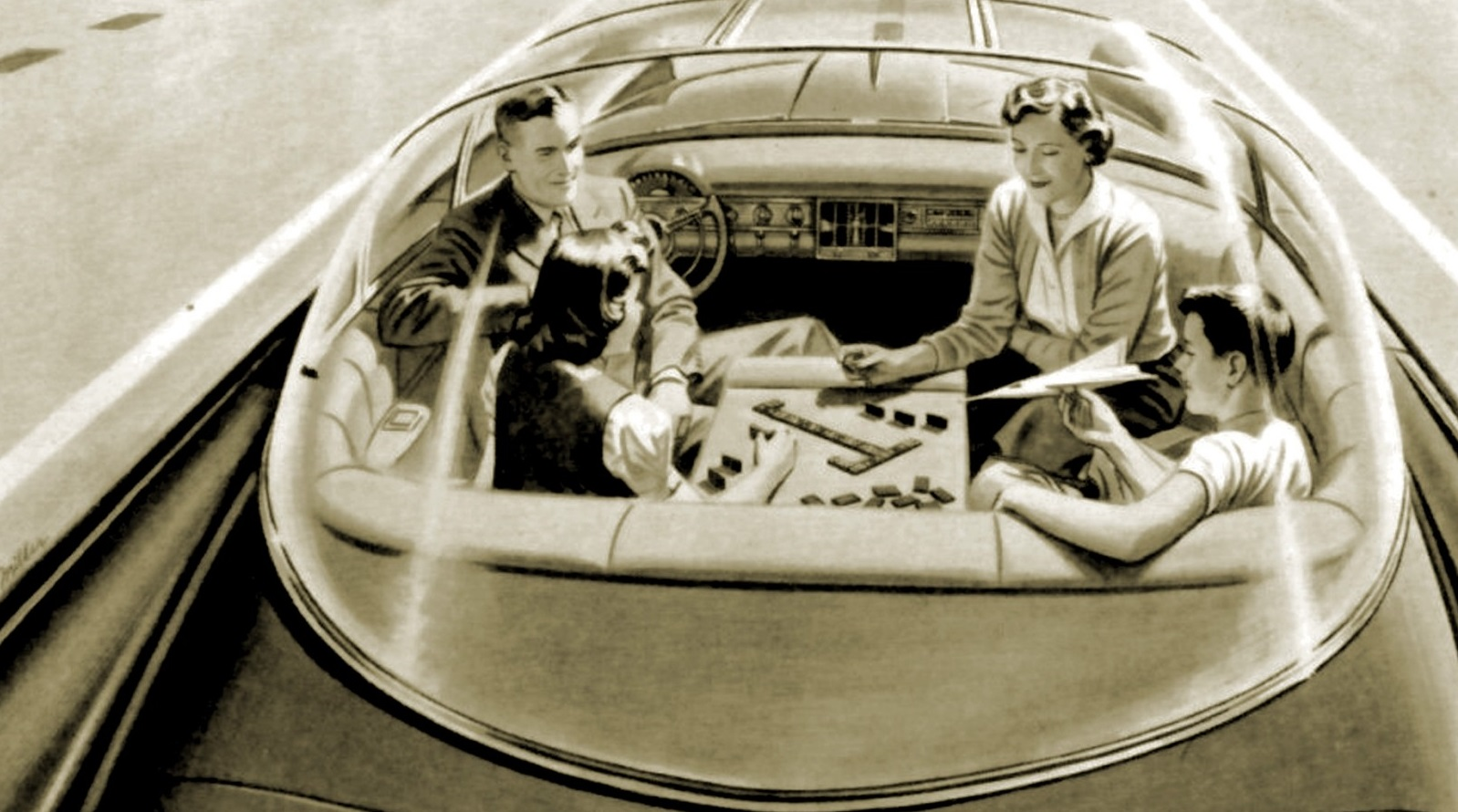 Уровни автономных автомобилей – испытано на себе