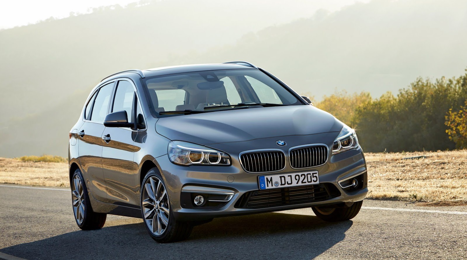 bmw 2 active tourer форум