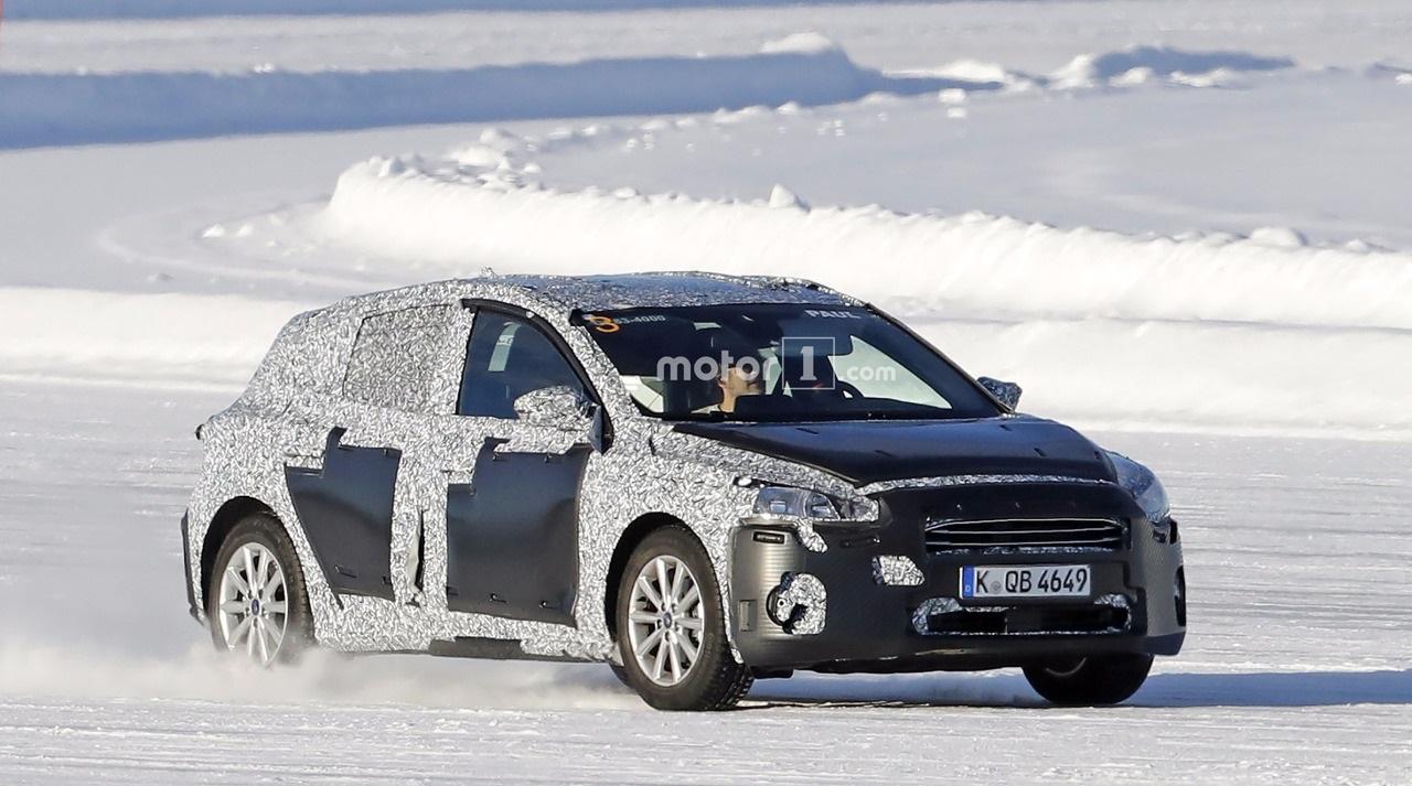 Форд продолжает тестирование Фокус четвертого поколения | Делимся новой информацией