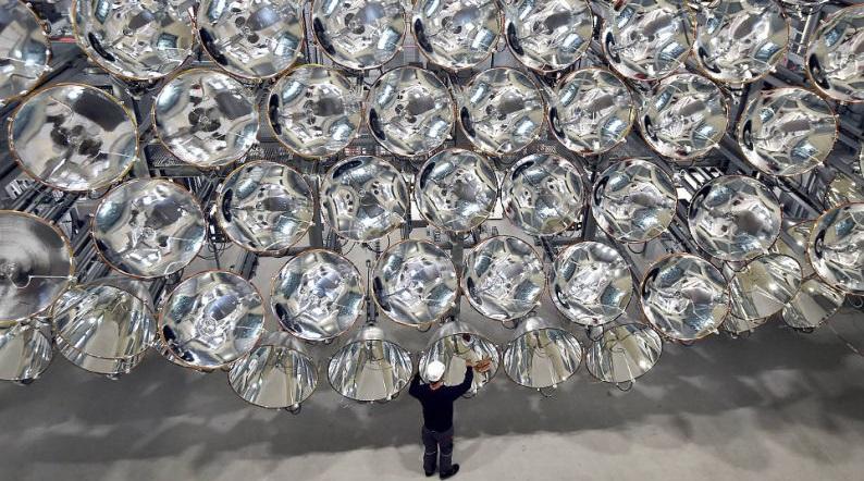 В Германии создали невероятную систему освещения. Зачем она нужна?