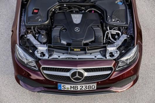 Официально: Новый Кабриолет Mercedes-Benz E-Class 2018 года