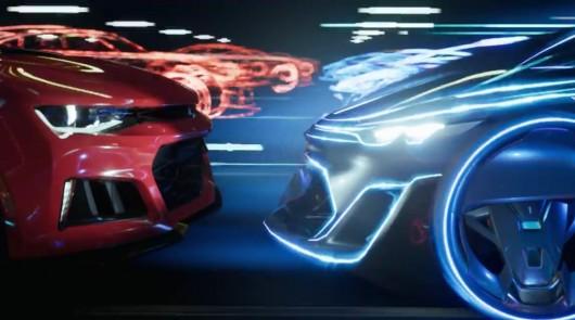 Как при помощи технологии захвата движения Motion Capture можно снимать автомобильную рекламу