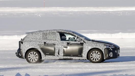 Форд продолжает тестирование модели Фокус четвертого поколения | Делимся новой информацией