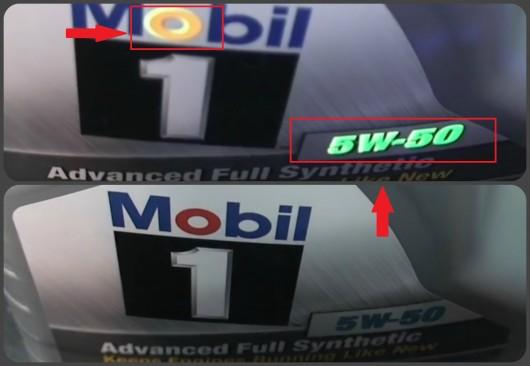 Как отличить подделку моторного масла