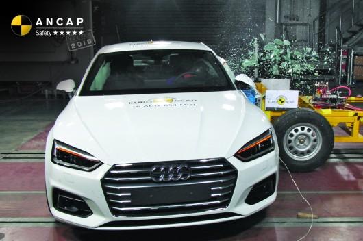 ANCAP провел краш-тесты с участием новых Audi A5, Volvo S90, Hyundai Ioniq | Все автомобили получили высший балл