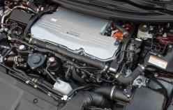 Новая Honda Clarity Fuel Cell на водородных топливных элементах: Тест-драйв