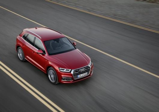 2018 Audi Q5 оказалась самым экономичным кроссовером в сегменте