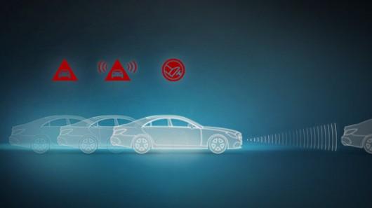 Технологии которые появились на авторынке благодаря Mercedes S-классу