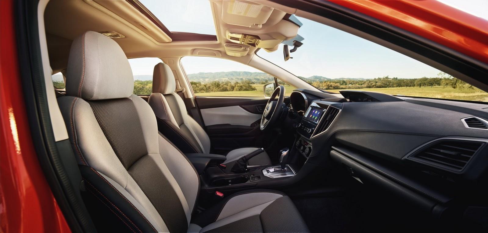 Премьера нового Subaru Outback состоится в Нью-Йорке картинки
