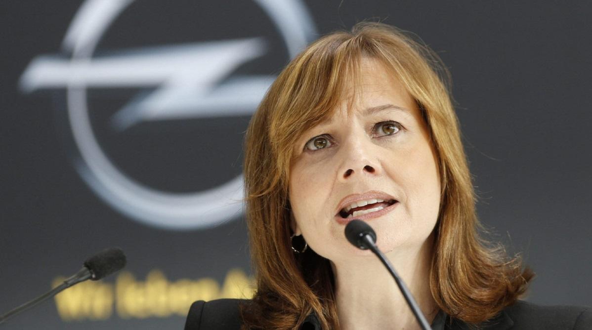Самым высокооплачиваемым исполнительным директором автоконцерна вновь стала глава GM