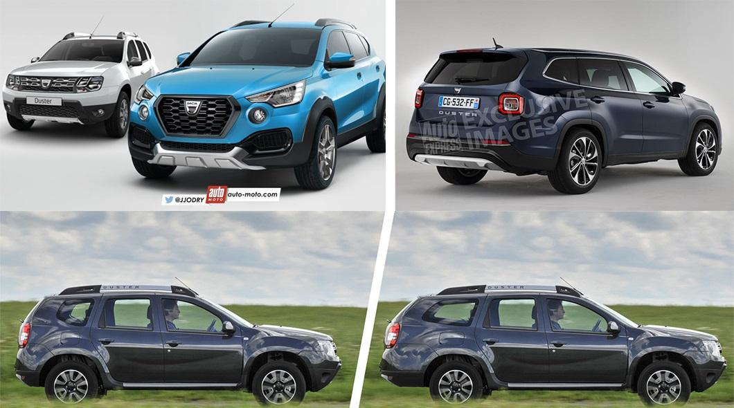 Новый Renault Duster: Все что известно о новой модели