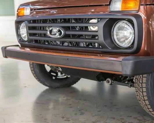 Шпионские фото Лада Веста Кросс и фотографии Lada 4x4 «40 Anniversary»
