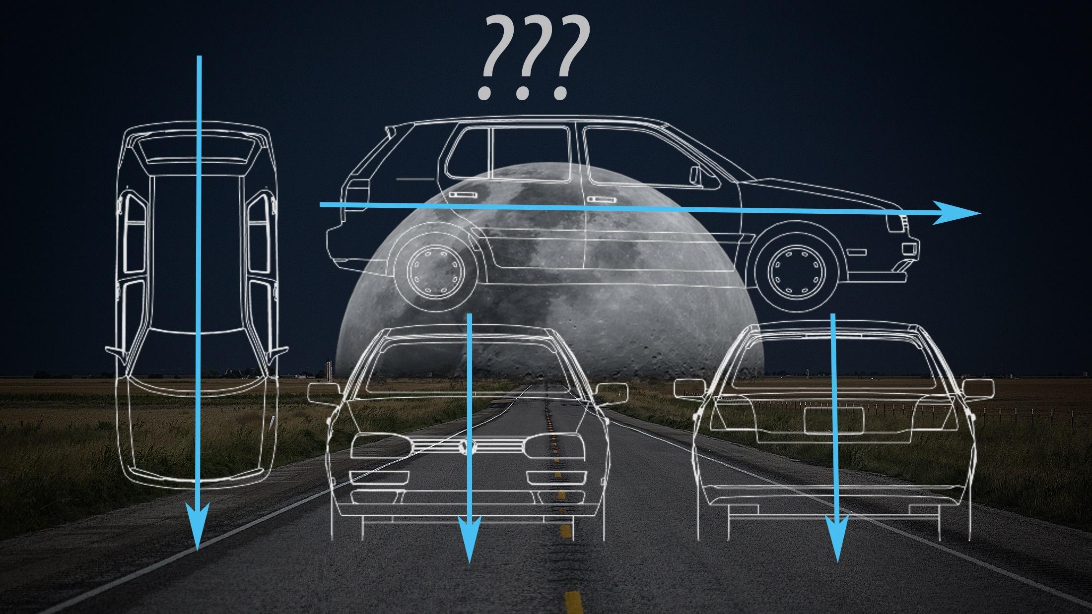 Почему автомобили почти всегда симметричны?