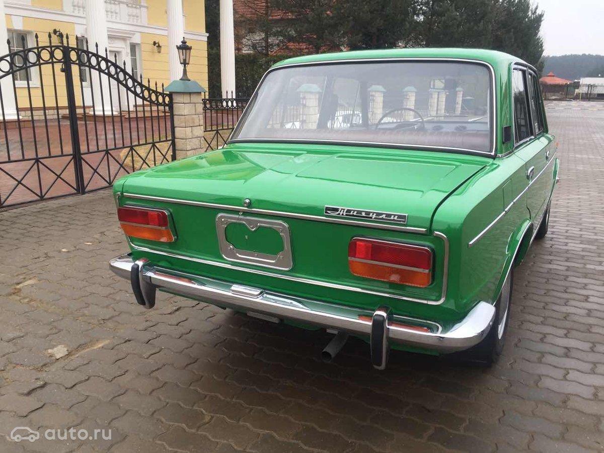 Жигули тройка 1979 года за за 3,5 миллиона рублей