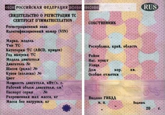 Что делать если вы потеряли: СТС, права, ОСАГО и паспорт