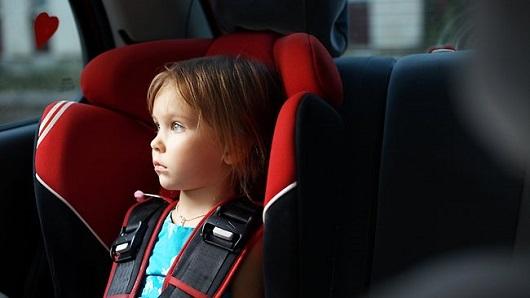 Что делать если вашего ребенка укачало в машине