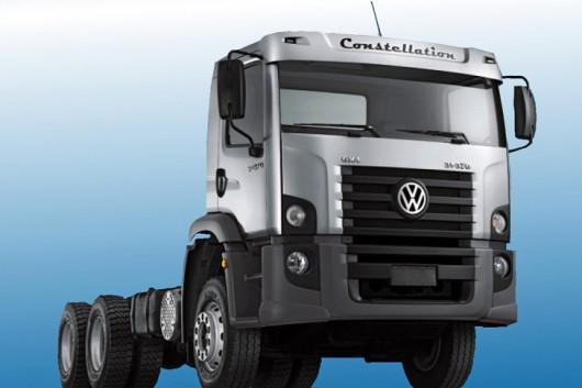 Топ 29 самых мощных грузовых автомобилей в мире в 2017 году. Volkswagen Constellation