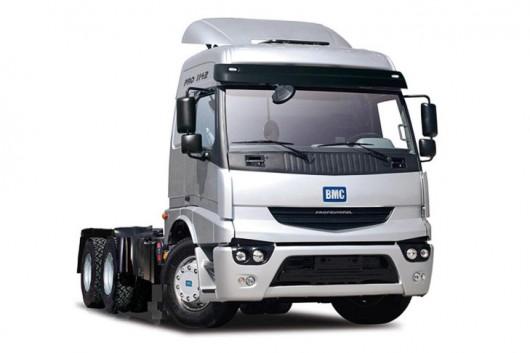 Топ 29 самых мощных грузовых автомобилей в мире в 2017 году. BMC PRO 1144 (4х2)