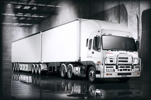 Топ 29 самых мощных грузовых автомобилей в мире в 2017 году. Isuzu 510 GigaMax Premium