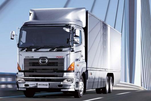 Топ 29 самых мощных грузовых автомобилей в мире в 2017 году. Hino 700S