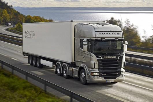 Топ 29 самых мощных грузовых автомобилей в мире в 2017 году. Scania R 730