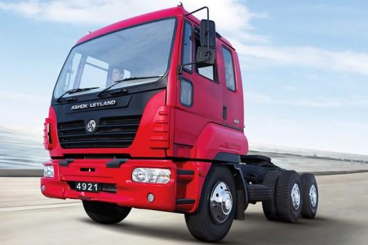 Топ 29 самых мощных грузовых автомобилей в мире в 2017 году. Ashok Leyland 4923 TT