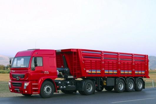 Топ 29 самых мощных грузовых автомобилей в мире в 2017 году. Askam Kamyon AS 32.300 LN