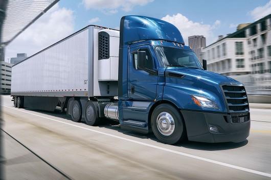 Топ 29 самых мощных грузовых автомобилей в мире в 2017 году. Freightliner Cascadia
