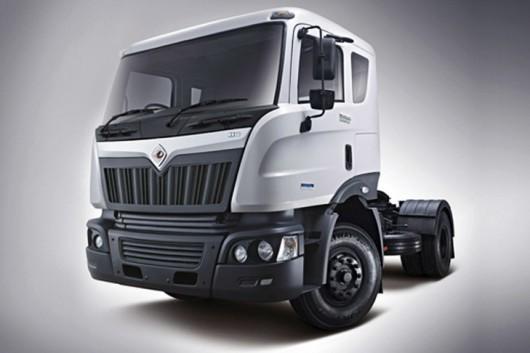 Топ 29 самых мощных грузовых автомобилей в мире в 2017 году. Mahindra & Mahindra Traco 40- 260