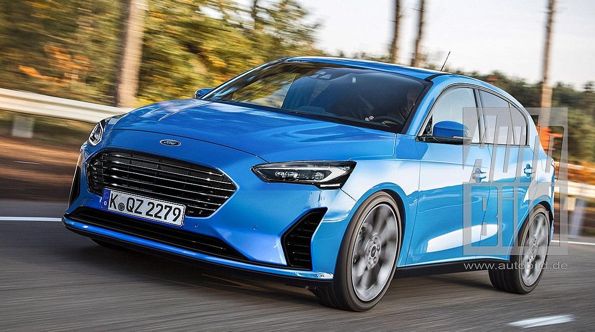 Форд фокус 2018 в новом кузове фото салона