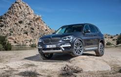 BMW официально представила новый кроссовер X3 2018 года [Технические данные, фото]