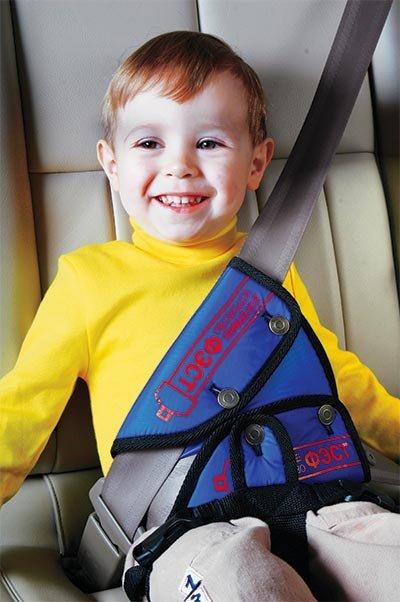 Закон о детских креслах с какого возраста можно без кресла