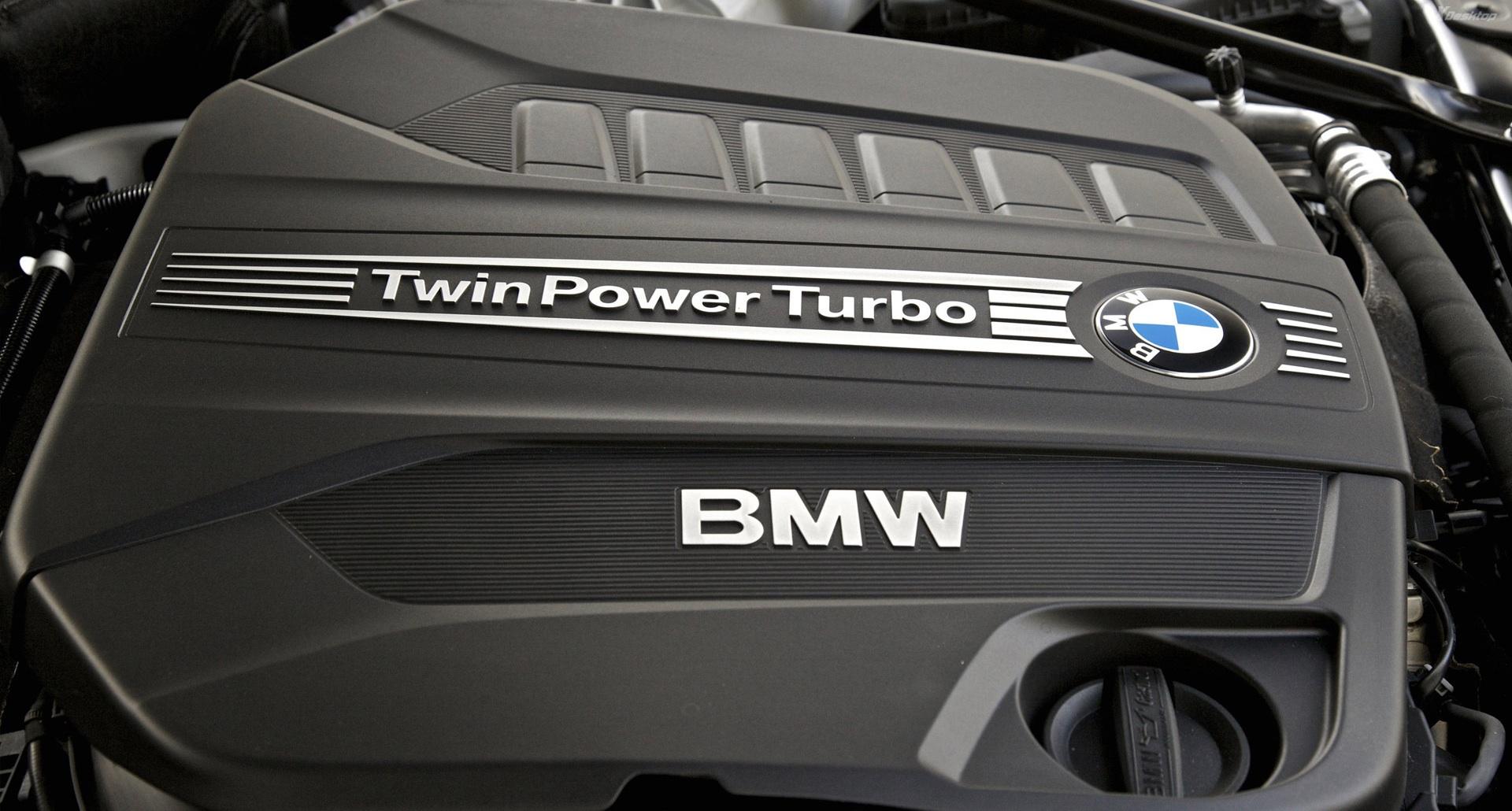 Twin turbo bmw
