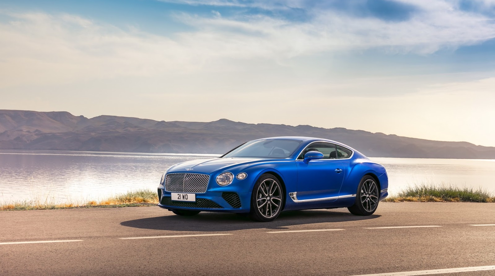Следующий Bentley Continental получит платформу от Porsche