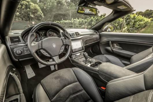 Обзор: 2018 Maserati Gran Turismo, классика не стареет