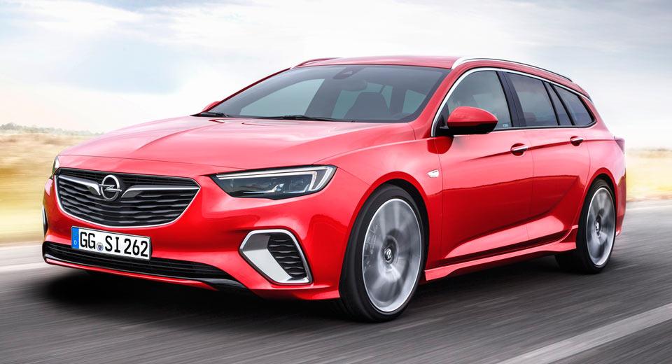 Opel GSi Sports Tourer, дизельный спортивный универсал какого вы еще не видели