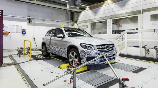 Mercedes GLC F-Cell: Теперь и водородная версия фото