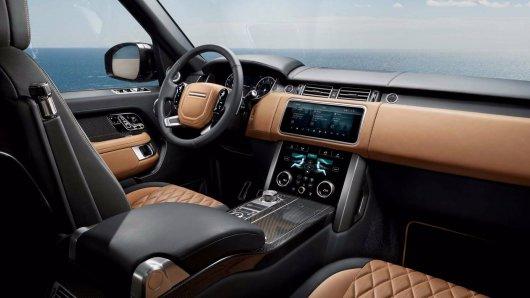 Как отличить обновленный 2018 Range Rover от предыдущей версии?