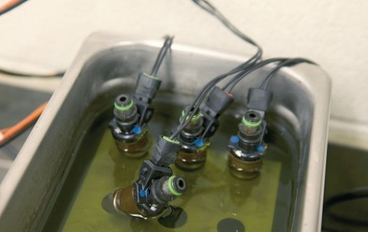 Нужно ли промывать инжектор