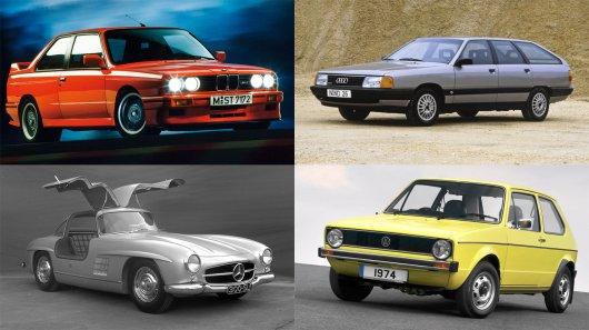 421404bf6 Лучшие 100 немецких автомобилей за всю историю