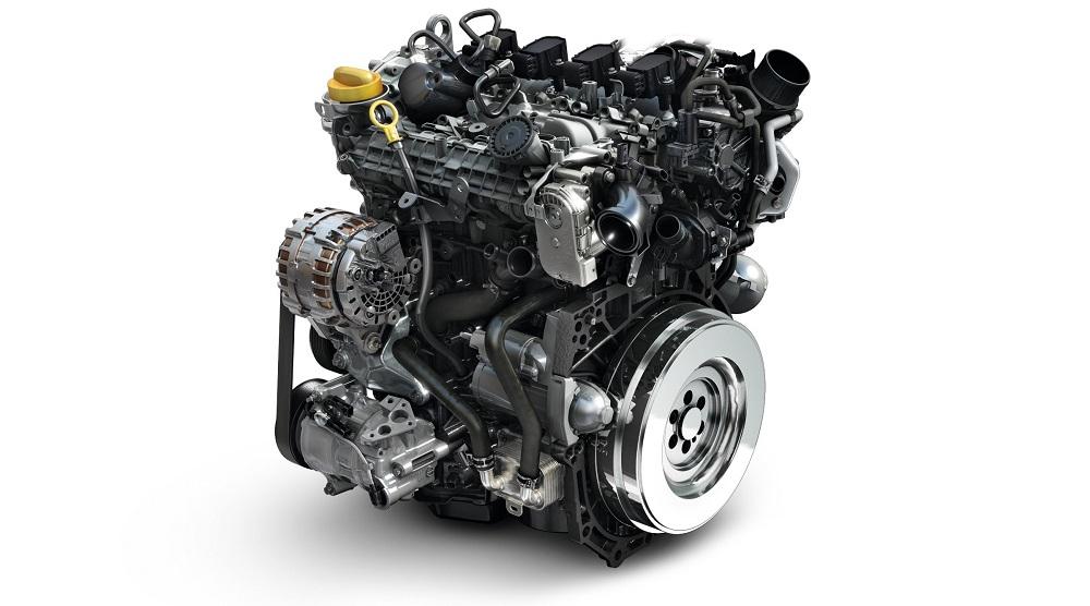 какие бензиновые двигатели у renault scenic